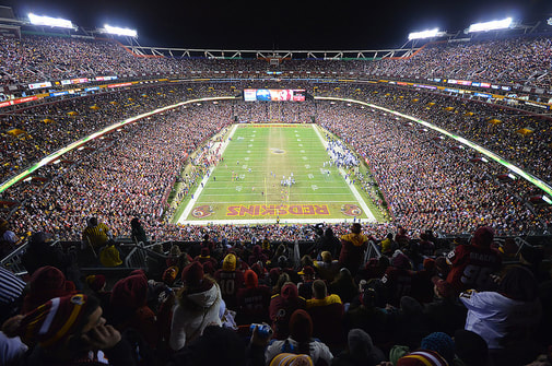 Washington Redskins Game Day